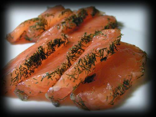 sashimi de saumon gravlax la mode sushi sav 39 hourra. Black Bedroom Furniture Sets. Home Design Ideas