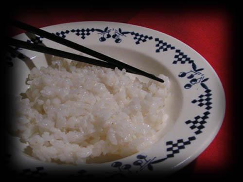 riz vinaigré